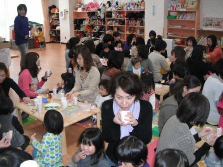 2011.03.03 ひな祭りティーパーティ_f0142009_13425824.jpg