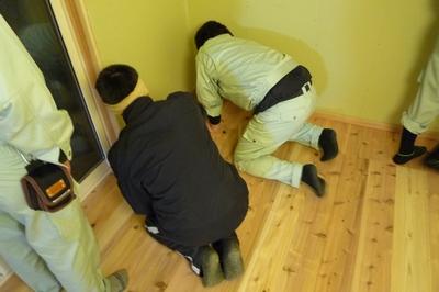 床塗装!_b0131012_22581428.jpg