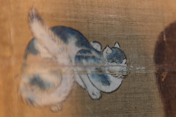 猫涅槃図_b0138848_1102222.jpg