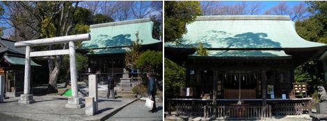 神社と狛犬その12・五社稲荷神社_d0183174_19422136.jpg