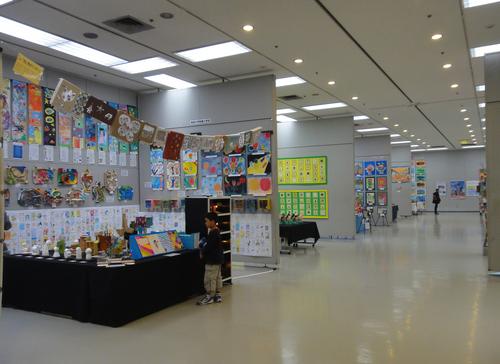 千葉県私立小学校造形展_e0201681_12141598.jpg