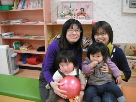 2011.03.03 ひな祭りティーパーティ_f0142009_1355415.jpg