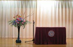 幼稚園卒園式のお祝い花_c0165824_16203229.jpg