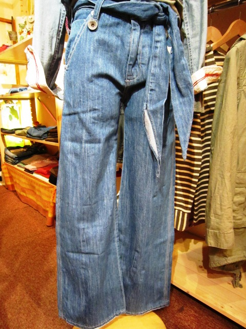 "Westwood Outfitters \""バギーパンツ\"" 入荷!_f0191324_1482354.jpg"