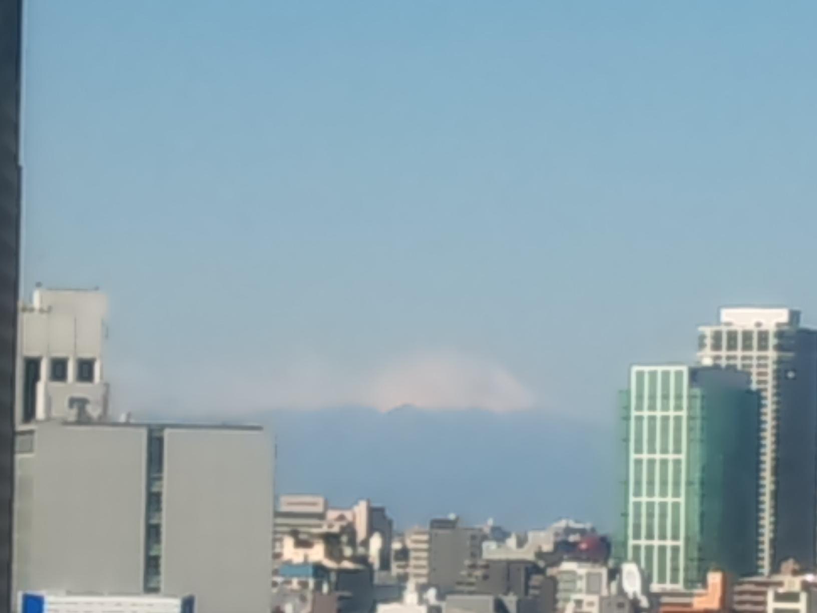 久しぶりの富士山_c0100865_9325338.jpg