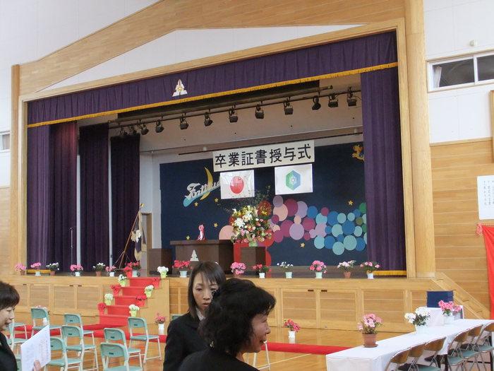 マリアの卒業式!!_c0226202_18304224.jpg