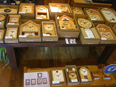"""""""木の時計展""""はこんなふうに(追記とお知らせあり)_b0100229_16123466.jpg"""