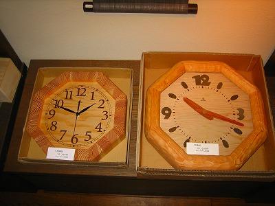 """""""木の時計展""""はこんなふうに(追記とお知らせあり)_b0100229_16134670.jpg"""