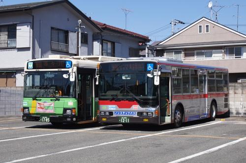 東98、都営便でも大型車運用入り_d0223231_16263159.jpg