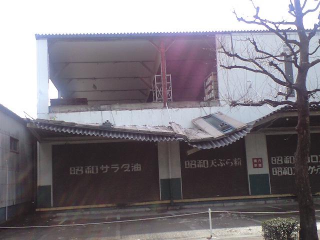 東日本大震災、仙台市街の被害状況_b0206845_16535720.jpg