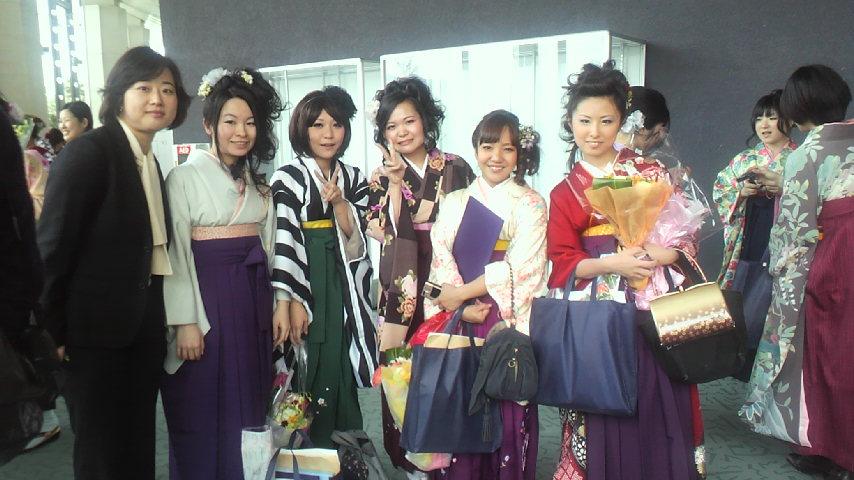 2011年度卒業式!_d0160145_2358530.jpg