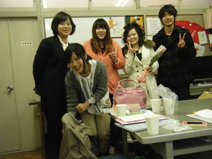 2011年度卒業式!_d0160145_23591320.jpg