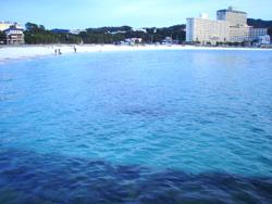 3/18 白良浜!_f0164662_1881771.jpg