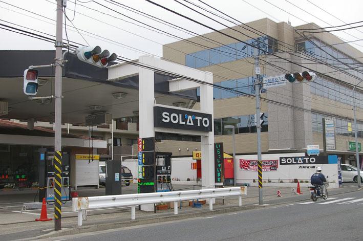 細心の注意を払って、交差点を通過―東日本大震災⑥_c0014967_9161491.jpg