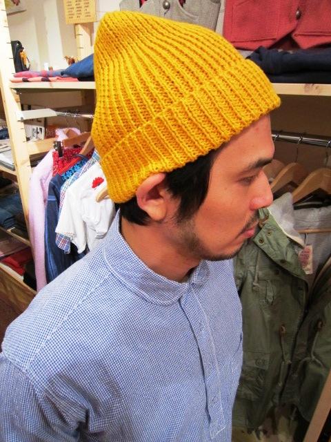 """新規取り扱いブランド MASACA HAT \""""CAP&HAT\"""" 入荷! _f0191324_4351835.jpg"""