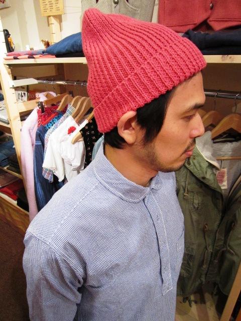 """新規取り扱いブランド MASACA HAT \""""CAP&HAT\"""" 入荷! _f0191324_4354957.jpg"""