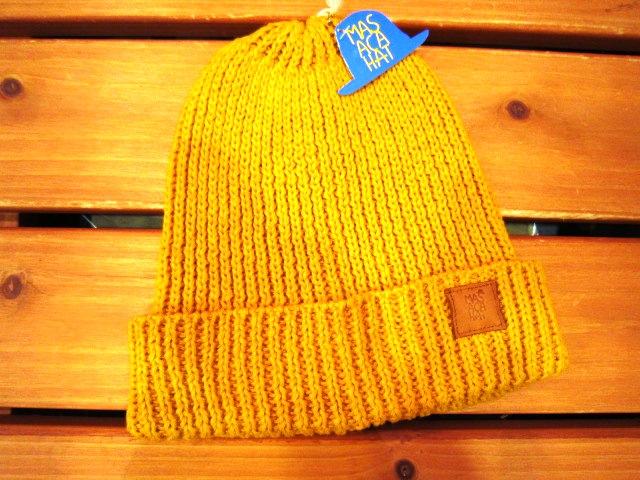 """新規取り扱いブランド MASACA HAT \""""CAP&HAT\"""" 入荷! _f0191324_435974.jpg"""