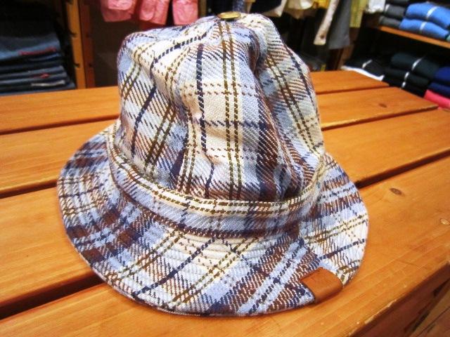 """新規取り扱いブランド MASACA HAT \""""CAP&HAT\"""" 入荷! _f0191324_4361581.jpg"""