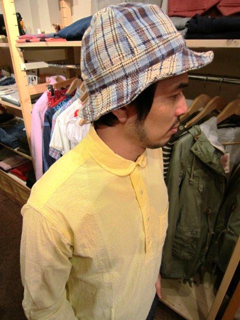 """新規取り扱いブランド MASACA HAT \""""CAP&HAT\"""" 入荷! _f0191324_4362285.jpg"""