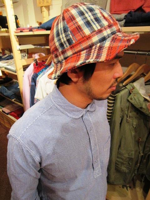"""新規取り扱いブランド MASACA HAT \""""CAP&HAT\"""" 入荷! _f0191324_4364852.jpg"""