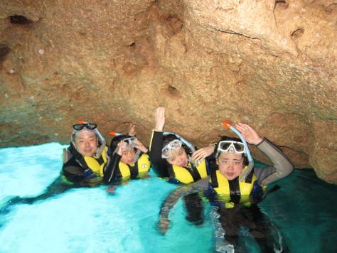 3月19日青の洞窟もきれかったです_c0070933_21143851.jpg