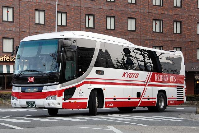 京阪バス~現行セレガHD&セレガR-FD(高速カラー)~_a0164734_21253691.jpg