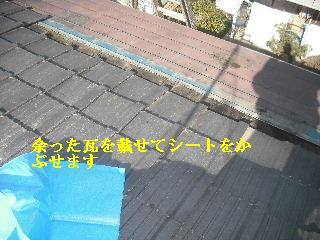 屋根上の作業・・・_f0031037_2084390.jpg
