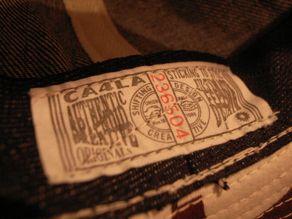 "\""CA4LA×TheThreeRobbers US ARMY HAT\""ってこんなこと。_c0140560_20322251.jpg"