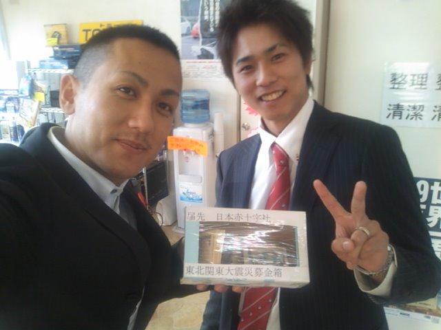 店長のニコニコブログ!ランクルコーナー撮影☆_b0127002_027127.jpg