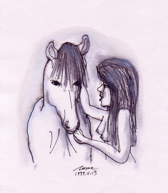 お馬に乗ったら_b0203907_1244481.jpg