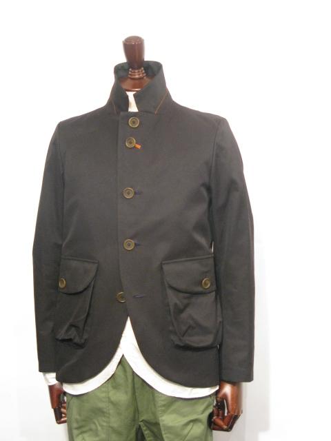 ◆Wax Cotton Jacket_e0142928_19461563.jpg