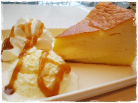 半熟チーズケーキなのだぁ☆_b0084929_95431.jpg