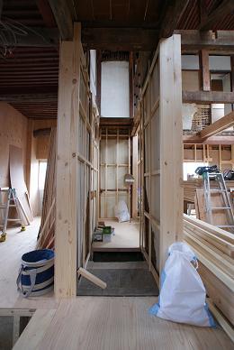 階段撤去_f0115152_1324575.jpg