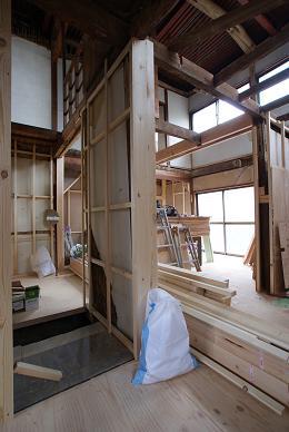 階段撤去_f0115152_1343573.jpg
