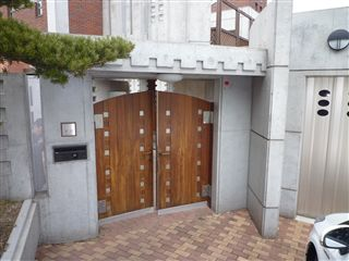 住宅の門扉改修工事_c0131666_10333551.jpg