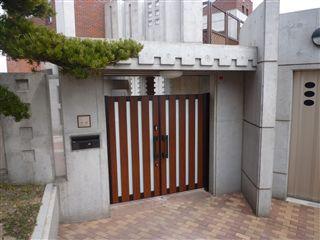 住宅の門扉改修工事_c0131666_10335556.jpg