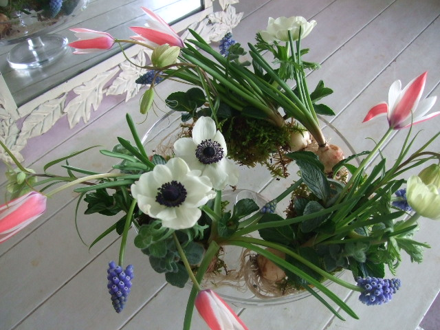 オークリーフ花の教室(島崎さんの作品)_f0049672_14252384.jpg