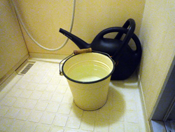 トイレの水の流し方_d0126473_9494446.jpg