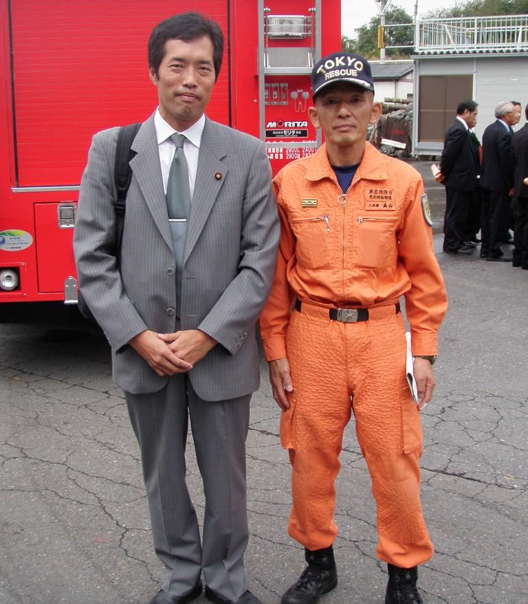 東京消防庁ハイパーレスキュー隊_c0060075_2242934.jpg