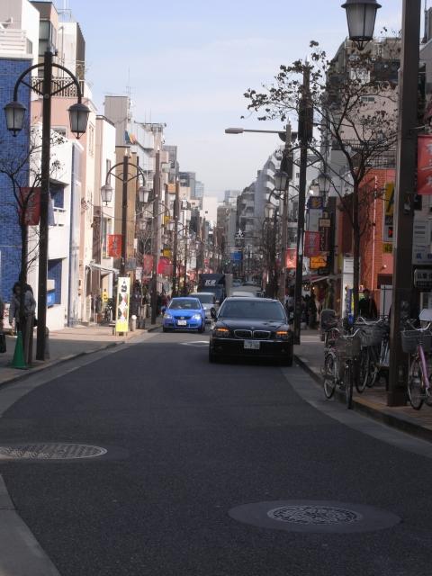 街にでてみると~東京神楽坂・吉祥寺・国立・自由が丘_e0152493_11293881.jpg