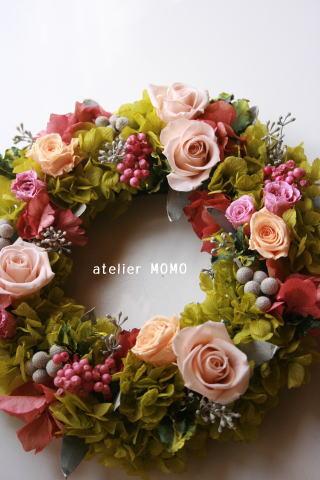ご結婚お祝いに♪_a0136507_20113276.jpg