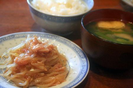 【節電レシピ】もやしとハムの中華風あんかけ_f0141419_10235739.jpg