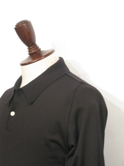 ◆Dress Knit Polo L/S(長袖)_e0142928_18533789.jpg