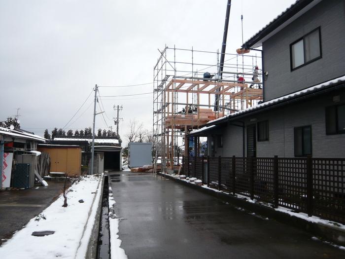 ピアノの家 上棟です_e0189939_235189.jpg