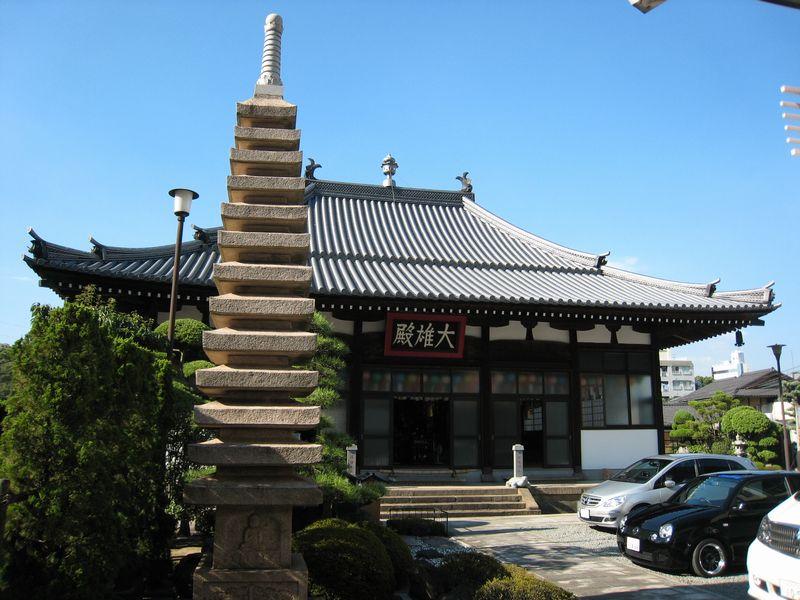 黄檗宗和気山邦福寺 (現 統国寺)_f0139570_1774921.jpg