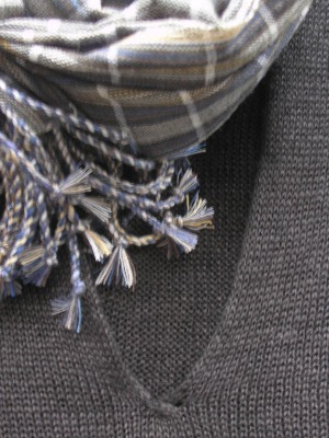 リネンのセーター_b0207631_14153573.jpg