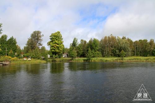 098 Pigeon Lake ~鳩湖でフィッシング~_c0211532_19341456.jpg