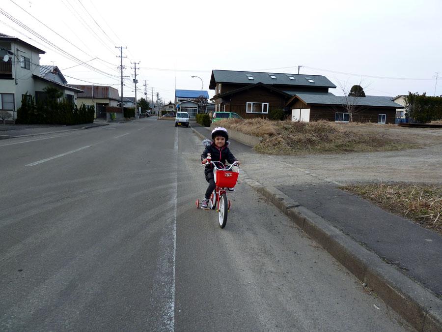 始めての自転車のり!_f0150893_17253097.jpg
