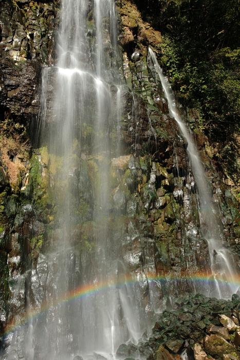 南阿蘇村にある滝_e0135098_0294944.jpg