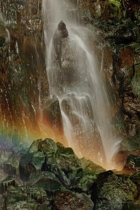 南阿蘇村にある滝_e0135098_0301477.jpg